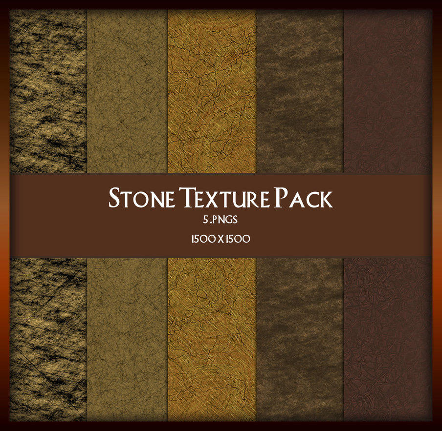 Brown Stone Surface Textures