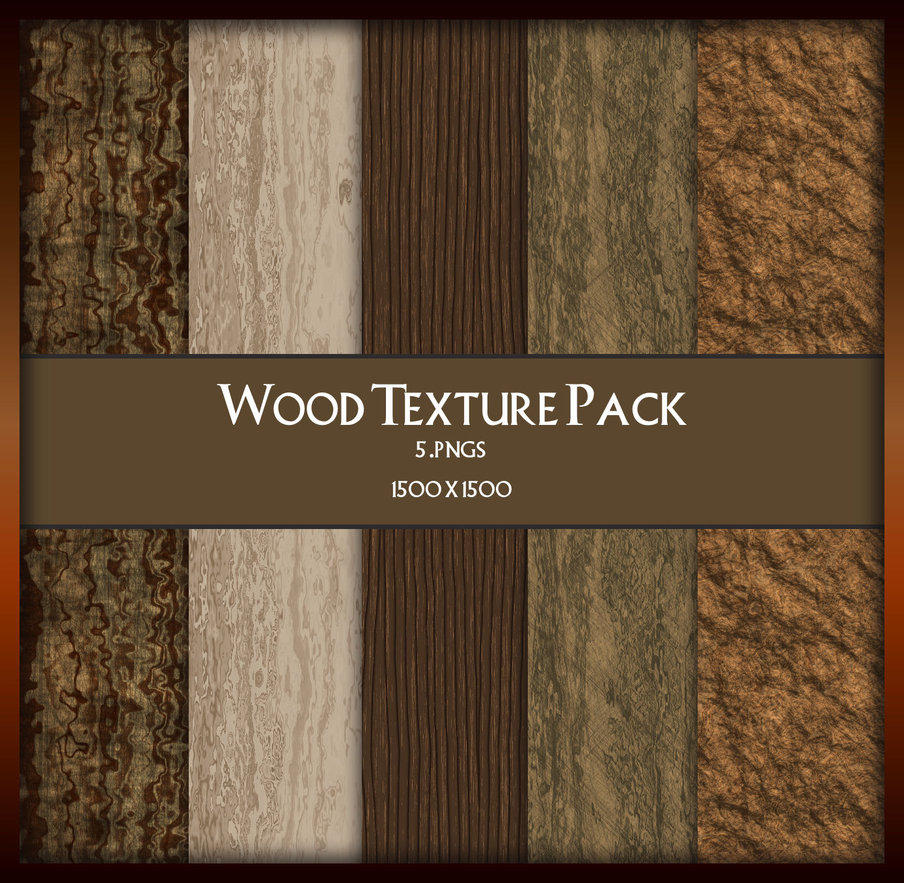 Wood Texture Pack by zememz
