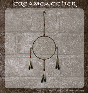 3D Dreamcatcher