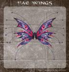 3D Fae Wings 1