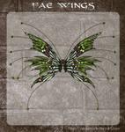 3D Fae Wings 2