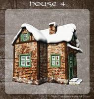 3D House 4 by zememz