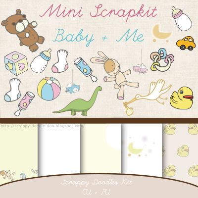Baby + Me Mini Kit