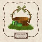 3D Spring Basket
