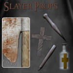 Slayer Props