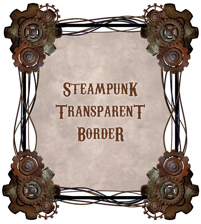 Steampunk Border by zememz on DeviantArt