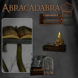 Abracadabra by zememz