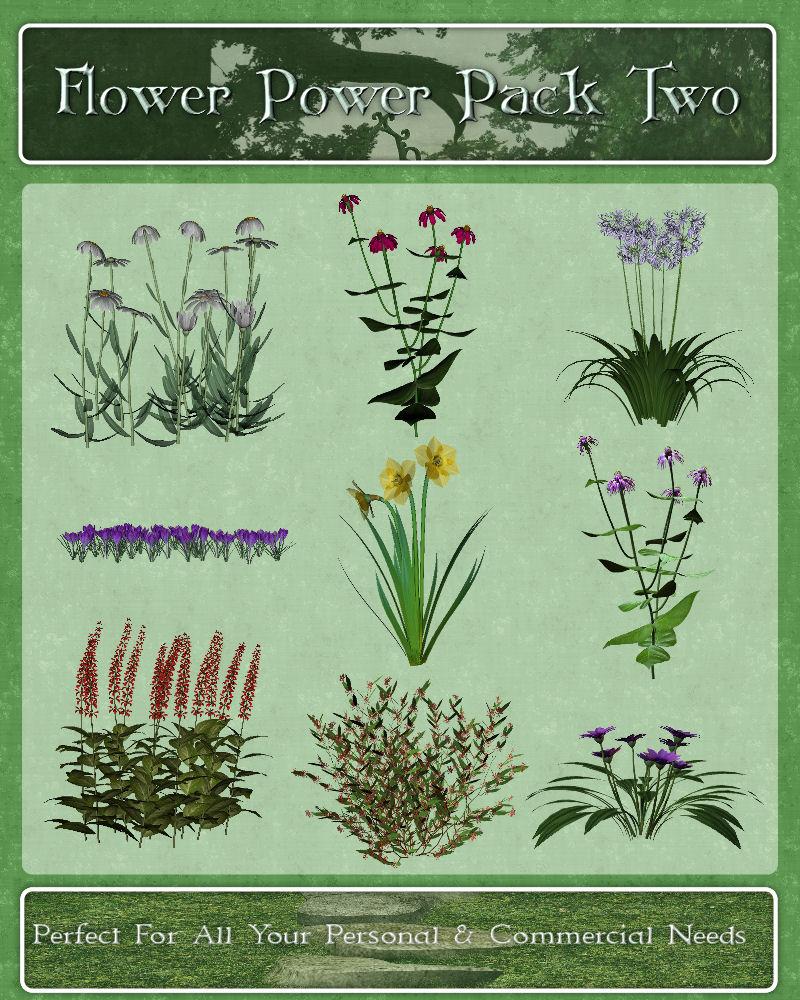 Flower Power Pack 2