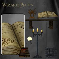 Wizard Props