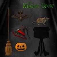 Witches Brew by zememz