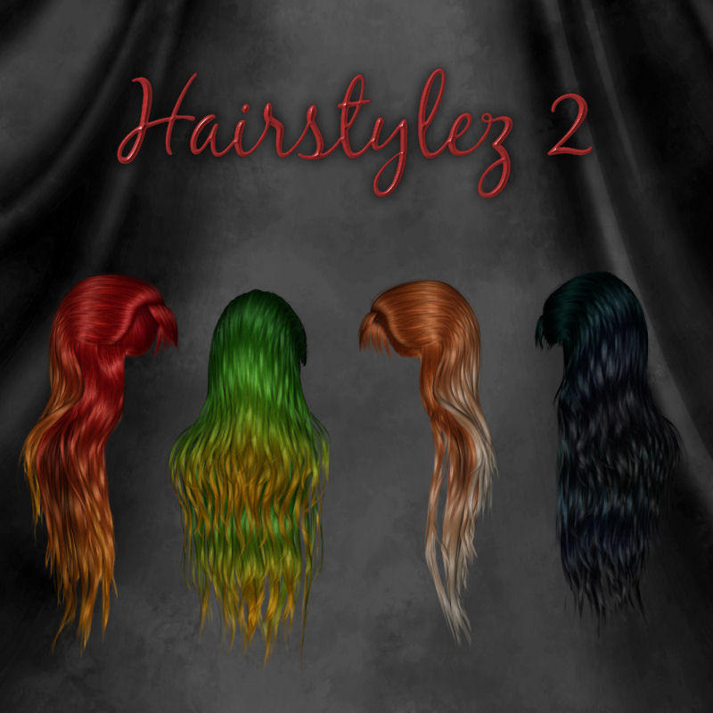 Hairstylez 2 by zememz