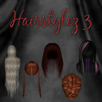 Hairstylez 3 by zememz