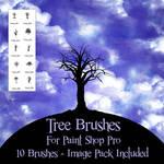 Tree Brushes 2 PSP