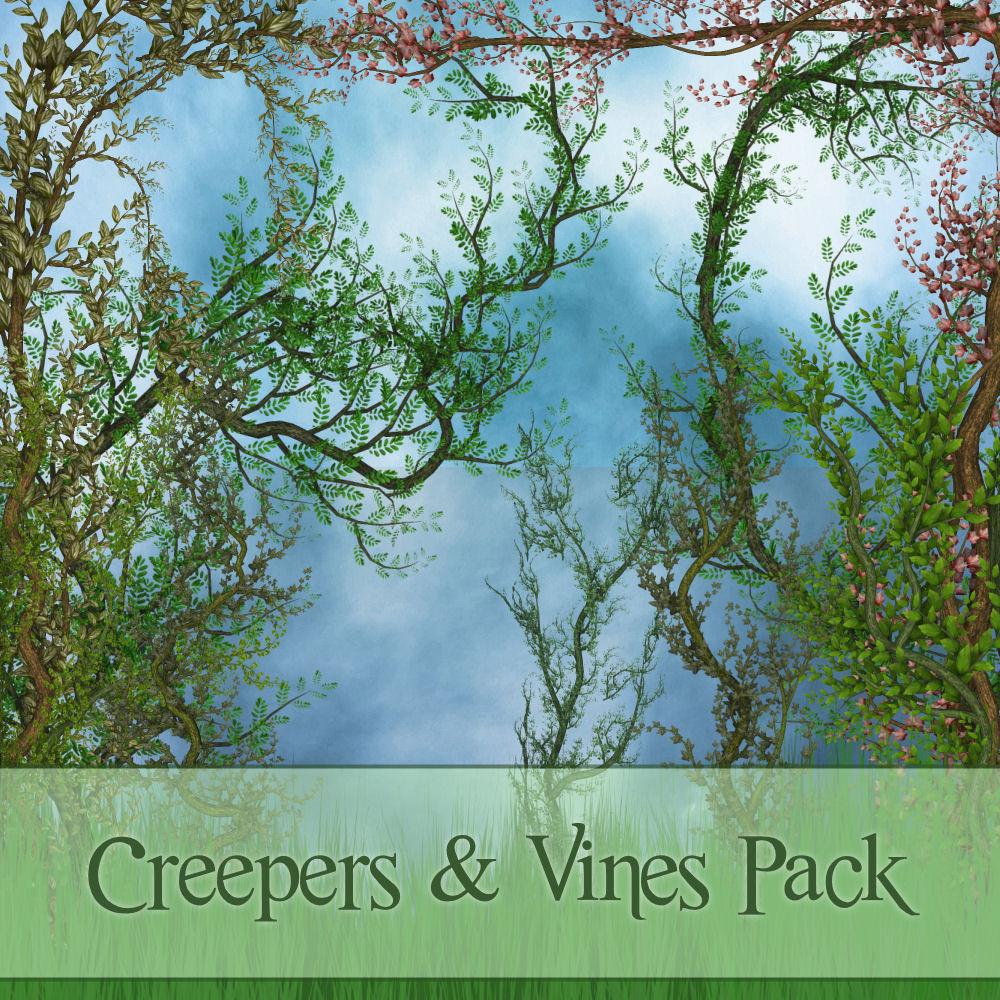 Creepers 'n' Vines Pack