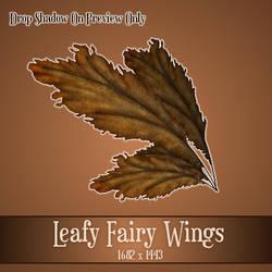 Leafy Wings 1