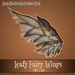 Leafy Wings 2