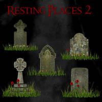 Resting Places 2 by zememz