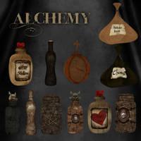 Alchemy by zememz
