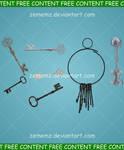 Keys 001 - FREE Content