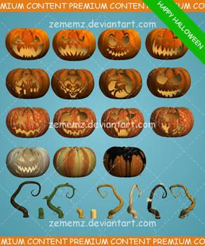 Halloween 004 - Premium Content