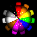 MixedReflectiveColors by sofs-stock