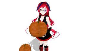 Pumpkin DL by xNyox