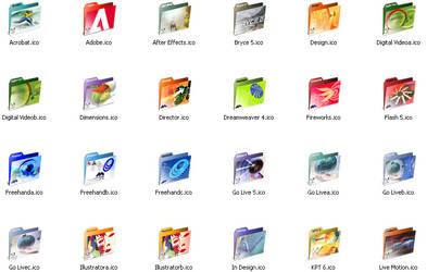 Applications Folders