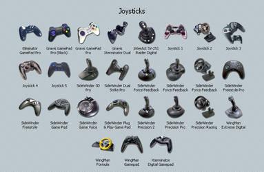 Ace's Joysticks