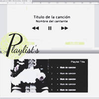 O1 Playlist [PSD] Bases by Porcelain by ItsPorcelain