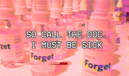 VHS Font and Style by Porcelain