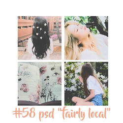 O58 PSD Fairly local by porcelain by ItsPorcelain