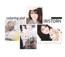 94 COLORING iristorn PSD PORCELAIN by ItsPorcelain