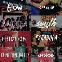 special fonts pack by porcelain
