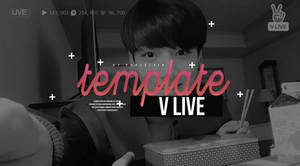 v app live template by porcelain