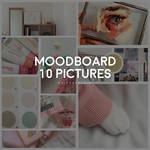 MOODBOARD  10 PICTURES by Porcelain