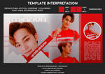 02 template mingyu twitter vr by porcelain by ItsPorcelain