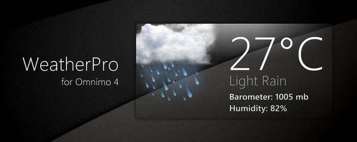 WeatherPro for Omnimo 4