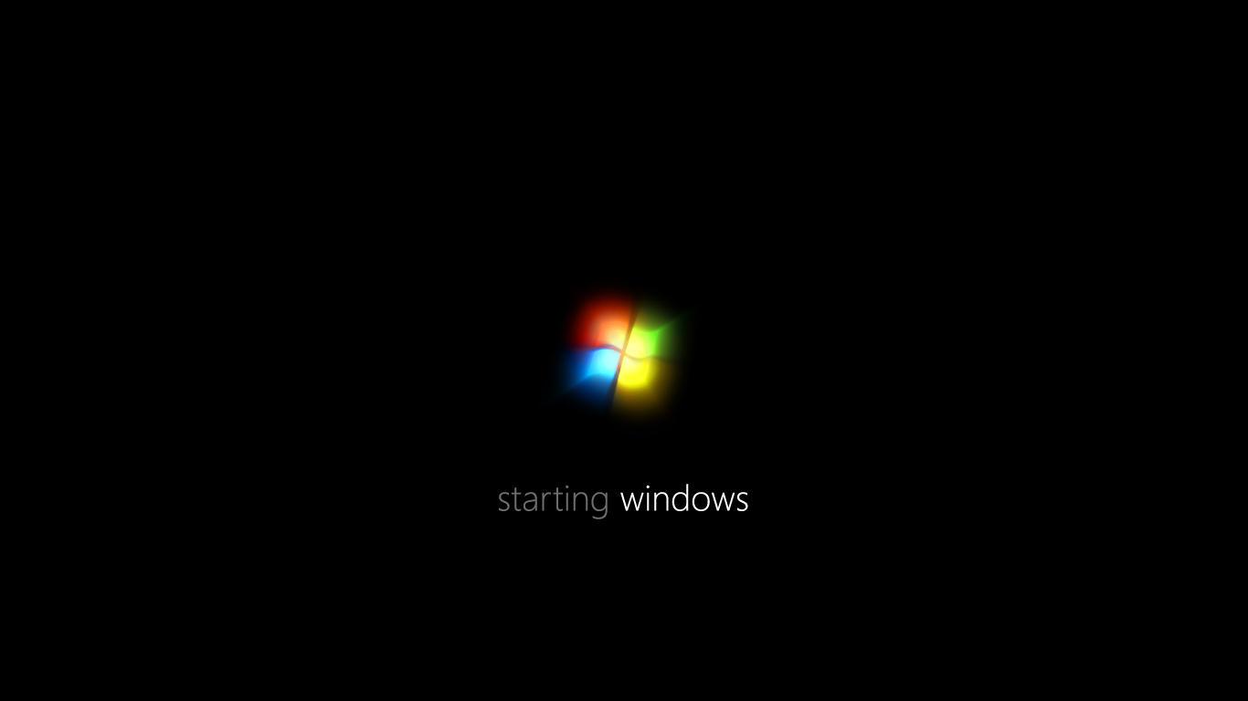 Metro Bootscreen For Windows 7