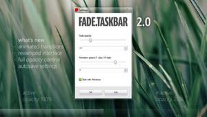 Fade.Taskbar 2.0