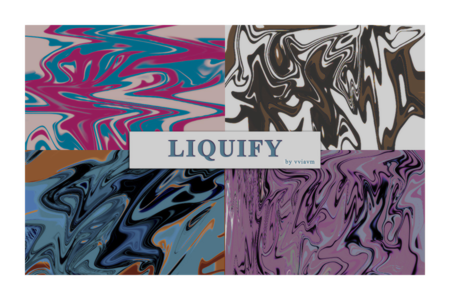 Texture Pack - Liquify by vviavm