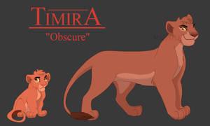 Timira by MalisTLK