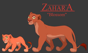Zahara by MalisTLK