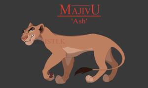Majivu by MalisTLK