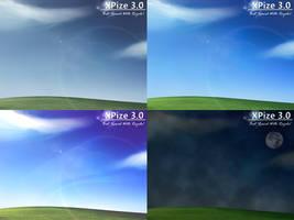 XPize 3.0 Wallpaper Pack