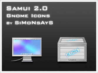Samui 2.0 Gnome Icon Set
