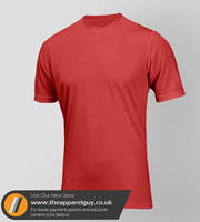 Cotton Tee Template by TheApparelGuy