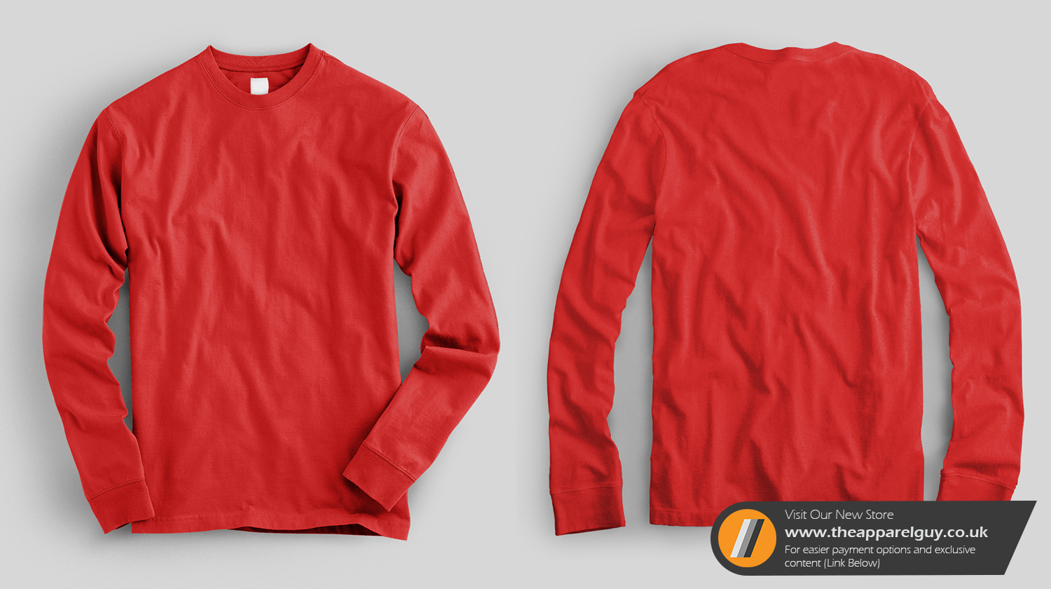 Long Sleeve Tee PSD