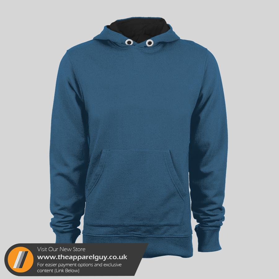Pullover Hoodie Version 2 PSD