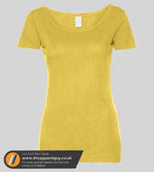 Women's Scoop Tee by TheApparelGuy