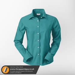 Dress Shirt Template